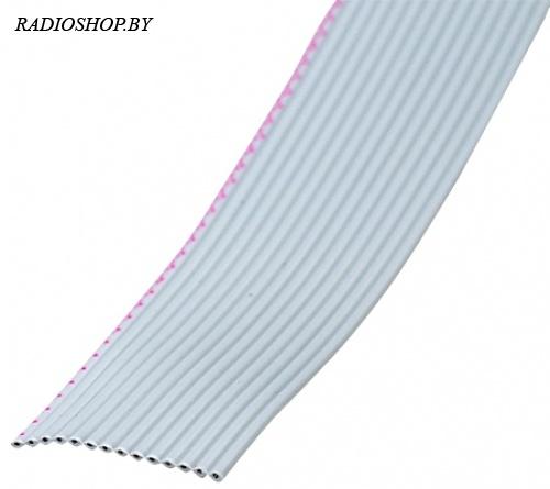 FRC-14 кабель плоский (шлейф) шаг 1,27 (1м)