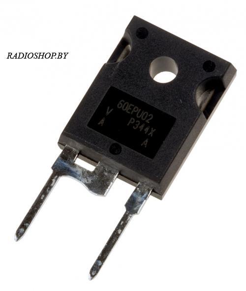 HFA16PB120 TO-247AC диод импортный 135ns