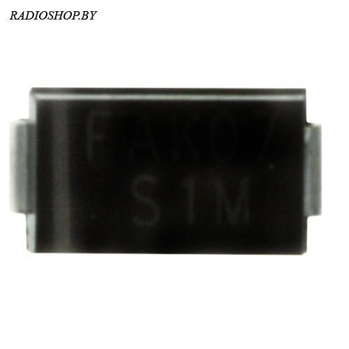 S1M SMA  выпрямительный диод (10шт.)