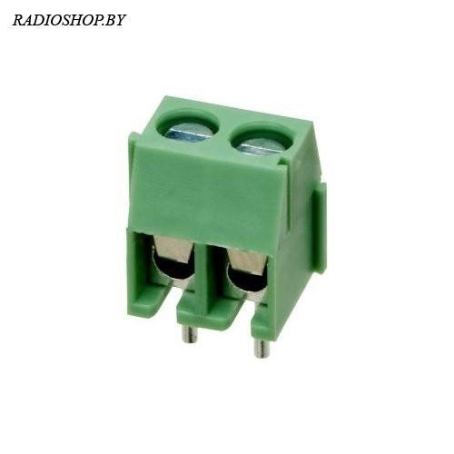 DG350-3.5-02P-14-00AH (DG350-3.5-02P-14-00A[H]) шаг-3.50мм клеммник, винт-шлиц