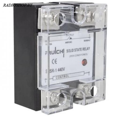 SSR-1 440V 100A (Z)D3 (3-32v) нормально разомкнутое твердотельное реле