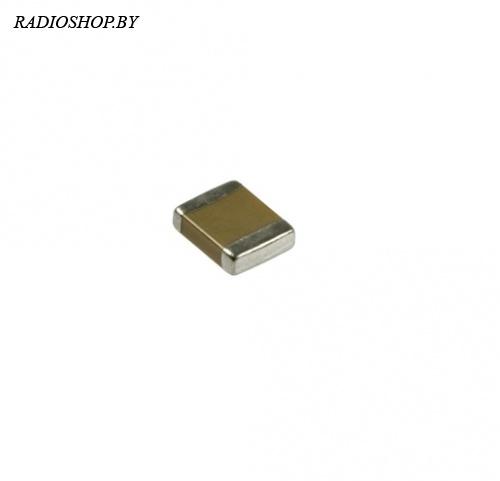 1210 0,47мкф X7R 50в ЧИП-конденсатор керамический 1210 (10шт.)