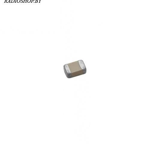 0805 1мкф X7R 50в ЧИП-конденсатор керамический (10шт.)
