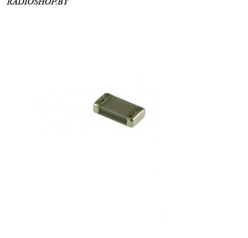 1206 1мкф X7R 25в ЧИП-конденсатор керамический (10шт.)
