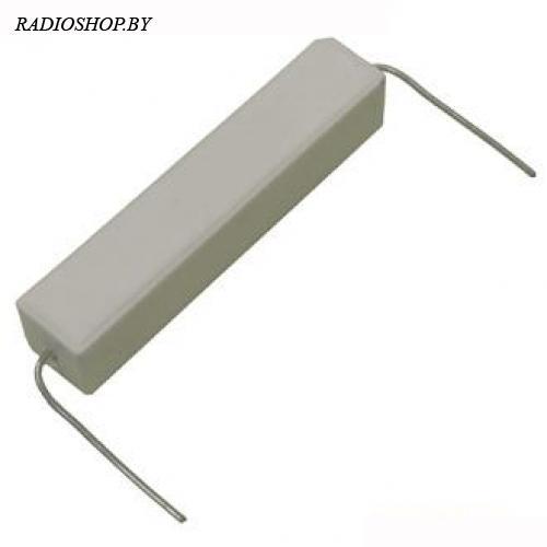 SQP-25w 20 кОм 5% (RX27-1 20 кОм 25W 5%) резистор цементный аксиальный
