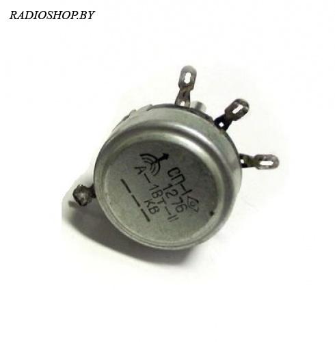 спе-1-2вт 6,8 кОм переменный непроволочный резистор