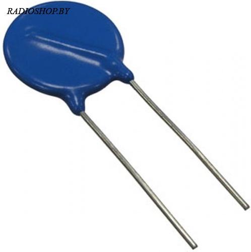 390v  FNR 07K391 (MYG 07K391) 10% варистор (5шт.)