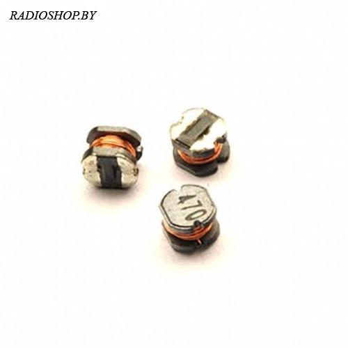 68 мкГн CD43-680K дроссель 0,46А (4.0×4.5×3.2 мм) SMD
