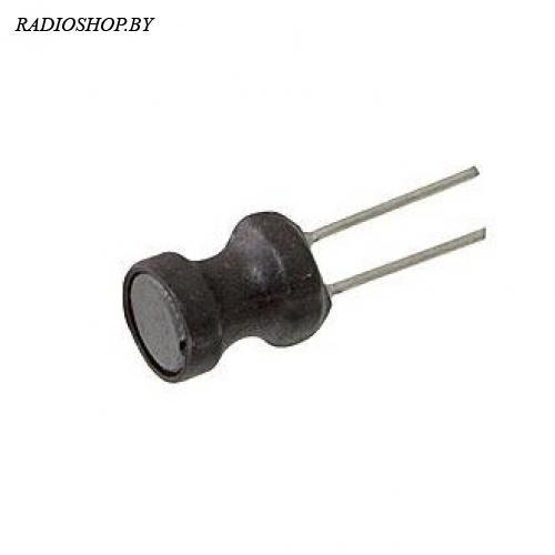 10 мкГн 0608-100 дроссель 1,3А (6х8мм) Radial