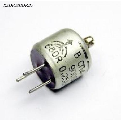 сп4-1в-0,25 680 Ом