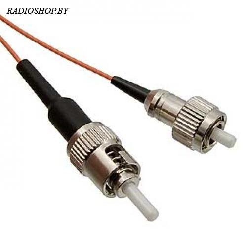 FC-ST-MM-SX-0.9MM-3M шнур оптический