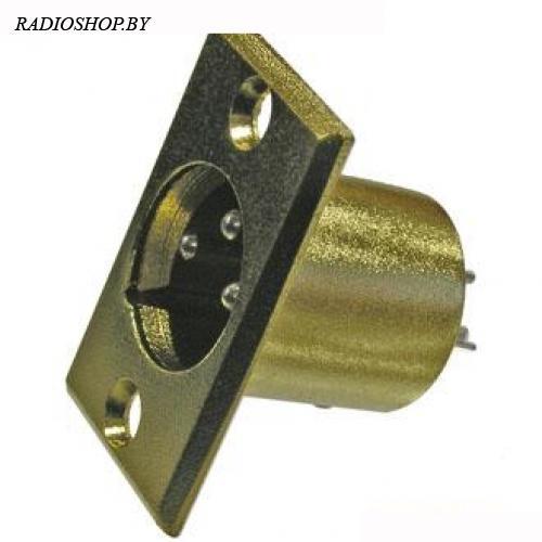 JD-398 разъем XLR