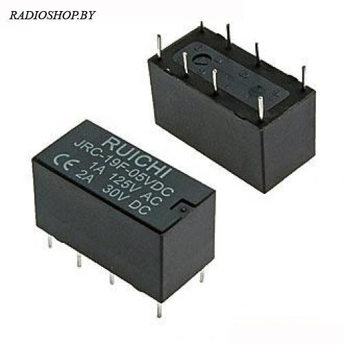 4078 5VDC 2A реле электромагнитное
