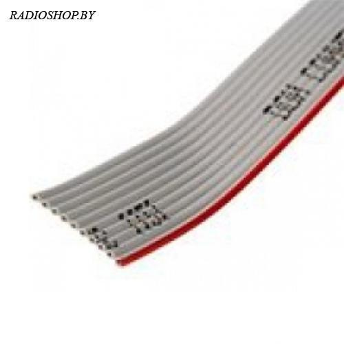 FRC1-10 кабель плоский (шлейф) шаг 1,00 (1м)