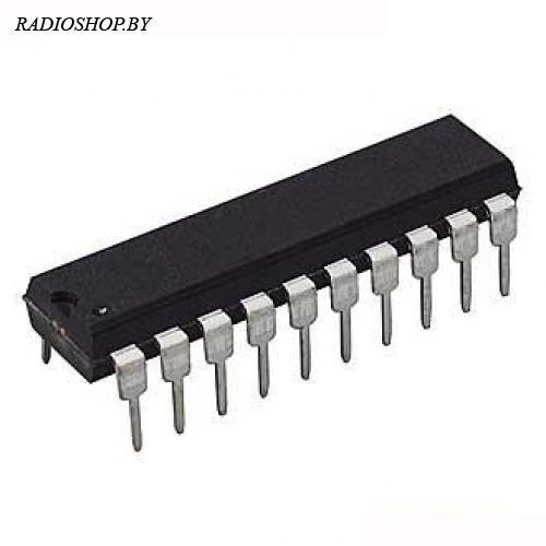 CD74AC240E  DIP-20 (КР1554АП3)