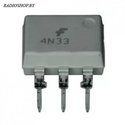 4N33 dip-6 Оптопара