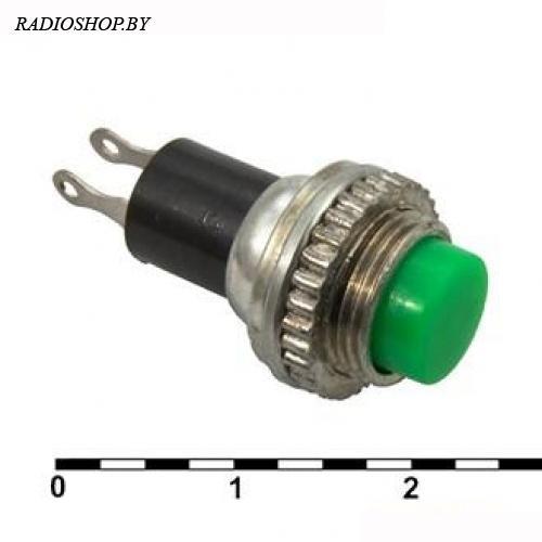 DS-314 OFF-(ON) зеленый без фиксации