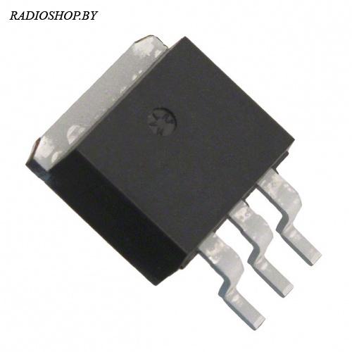 MC7812CD2TG +12В 1A TO-263-3 стабилизатор напряжения
