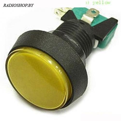 GMSI-4B-C no(nc)+nc(no) yellow кнопка