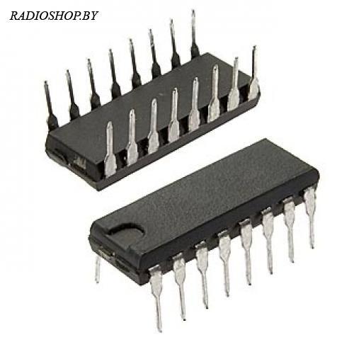 КР1533ИП4 DIP-16