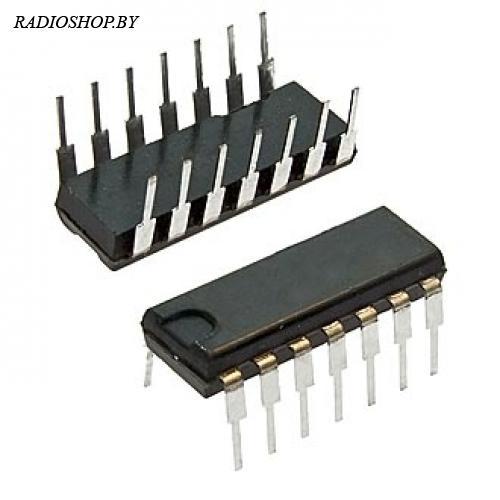 КР531ЛА7 DIP-14