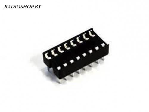SCS-16  панелька для микросхем