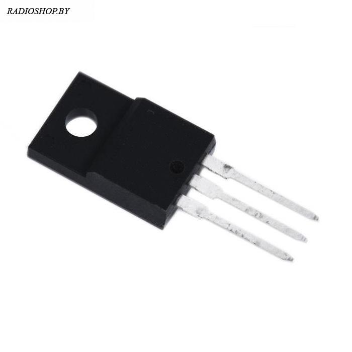 2SC3866 NPN 900V, 3A, 40W, Корпус:TO-220F