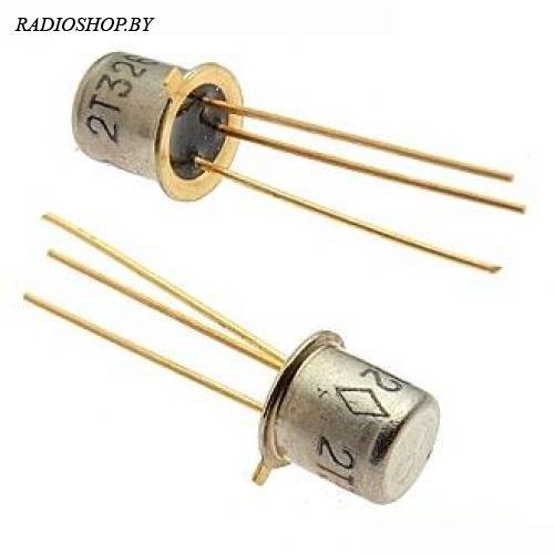 2Т326Б Au КТ-1-7 транзистор биполярный
