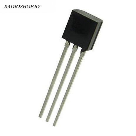 MPSL01 npn 120V 0,2A 625mW 60MHz TO-92