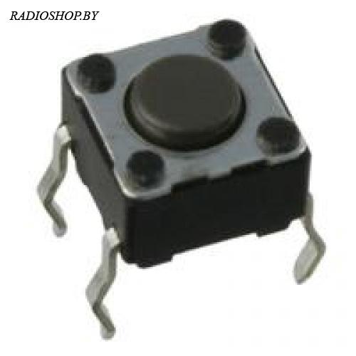 SWT-6х6;h=4,3мм,dip кнопка тактовая