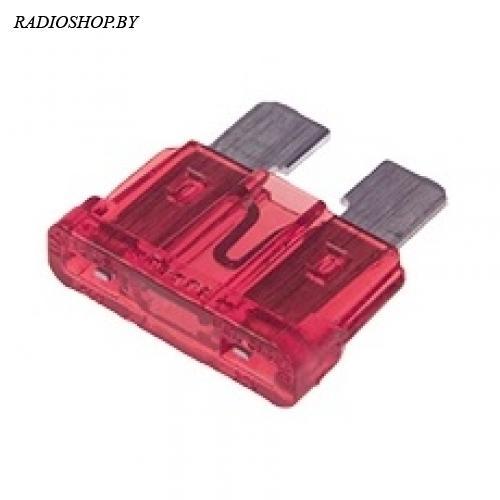 KLS5-270-010 10A 19мм красный норма предохранитель автомобильный