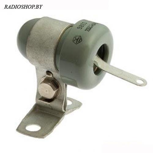 К15У-3А 6 КВ 220пф 10квар