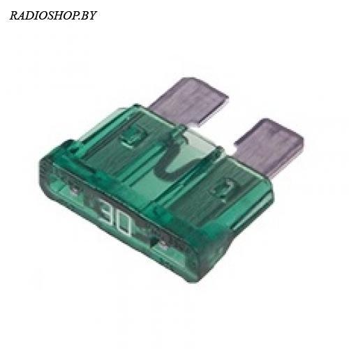 KLS5-270-030 30A 19мм зеленый норма предохранитель автомобильный