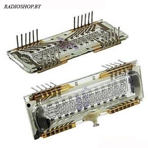 ИЛЦ2-12/8Л индикатор вакуумно-люминисцентный
