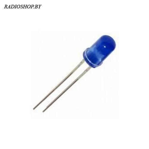 FYL-3014UBD1A синий матовый, 900мкд 3мм 2.8V