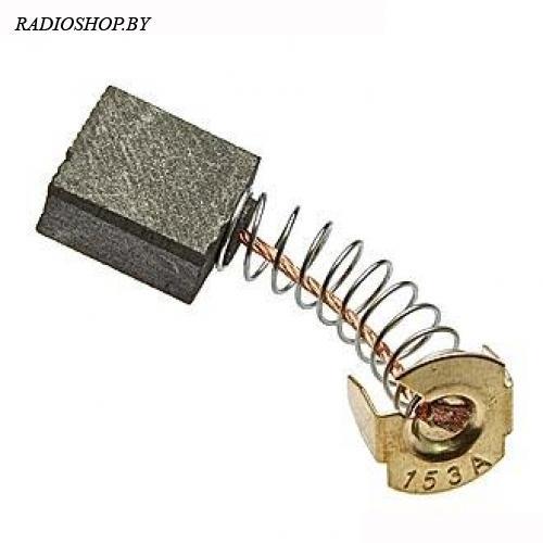 brush 7x14x16 spring щетка для электродвигателя