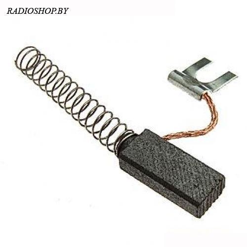 brush 5x8x19 spring щетка для электродвигателя