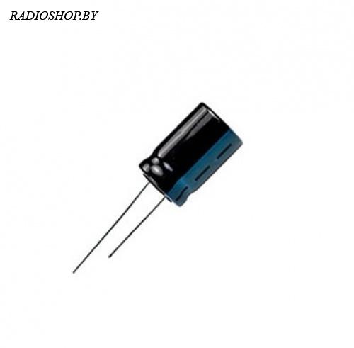 к50-35 4,7м 250в 8х12 105C  электролитический радиальный полярный