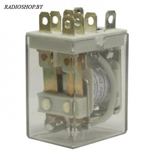 13F-2 (SCL) 24VDC 10/15A реле электромагнитное