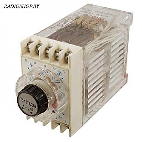 ВС33-1 0.2-60 сек. 110В реле времени