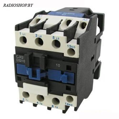 CJX2-3210-220V 32A пускатель
