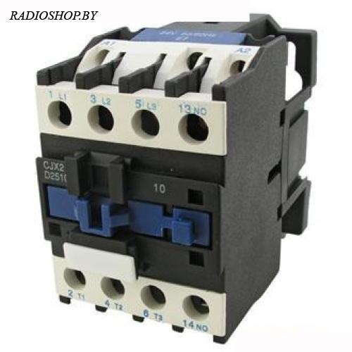 CJX2-2510-24V 25A пускатель