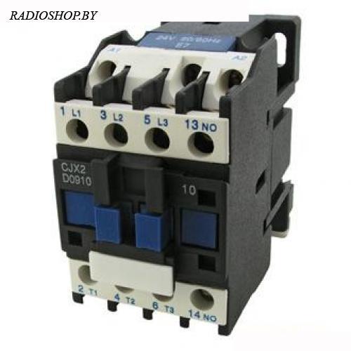 CJX2-1210-380V 12A пускатель