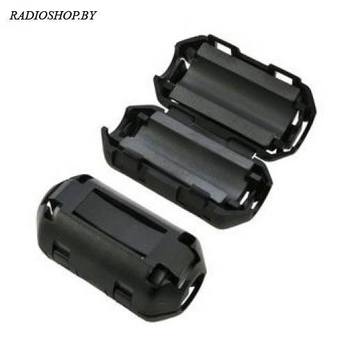 ZCAT1730-0730A-BK (black) диам 7мм фильтр ферритовый
