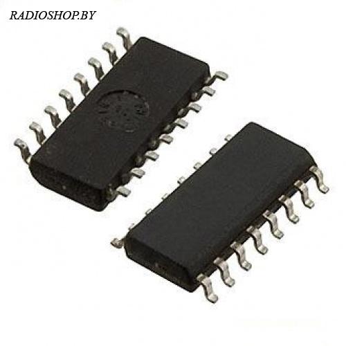 HCF4051M013TR (ЭКФ1561КП2)  SOIC-16-3.9