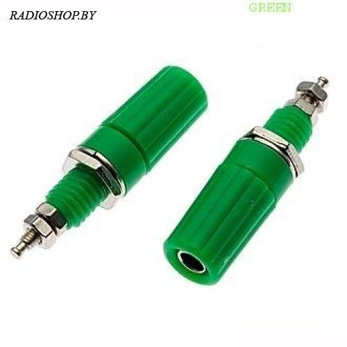 Z019 4mm Binding Post GREEN
