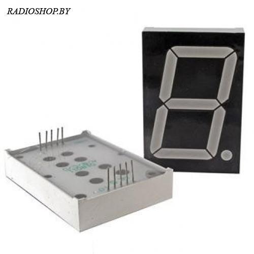 KEM-18102BG (FYS-18011A/B) Green индикатор (56х38х11)