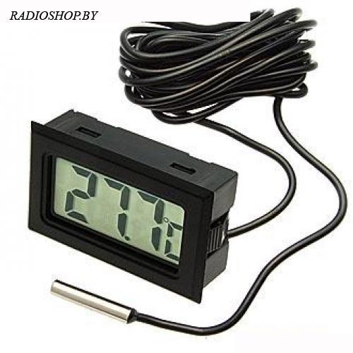 HT-1 black 2m термометр