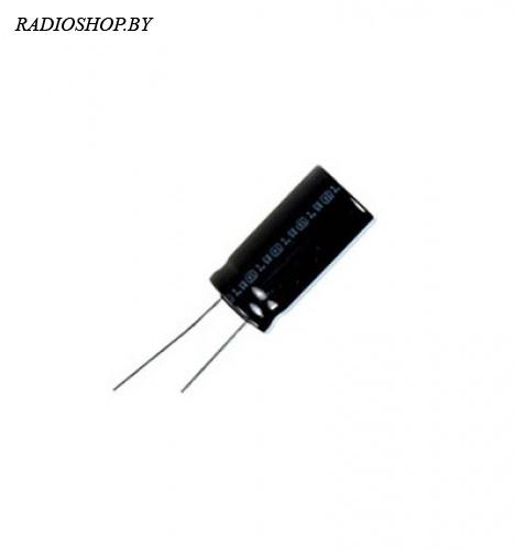к50-35 2200м 6,3в 10х20 105C  электролитический радиальный полярный