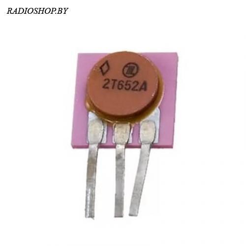 2Т652А Ni транзистор биполярный